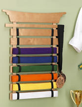 KidKraft® Martial Arts Belt Holder