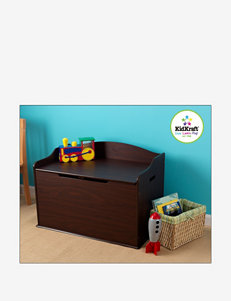 KidKraft® The Austin Toy Box – Espresso