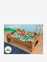 KidKraft® Ride Around Town Train Set & Table