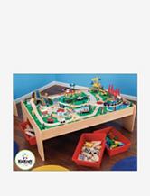 KidKraft® Waterfall Mountain Train Table & Set