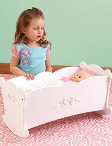 KidKraft® Tiffany Bow Doll Cradle