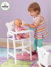 KidKraft® Lil' Doll High Chair
