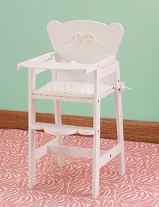 KidKraft® Tiffany Bow High Chair