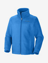 Columbia Blue Steens Mountain 2.0 Fleece Jacket – Boys 4-7
