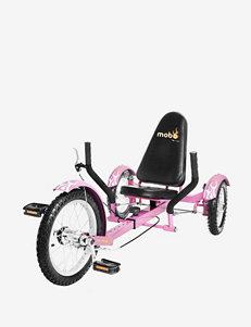 Mobo Triton The Ultimate Three Wheeled Cruiser – Pink