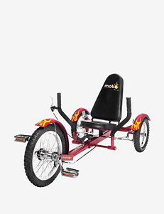 Mobo Triton The Ultimate Three Wheeled Cruiser – Red