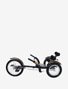 Mobo Mobito The Ultimate Three Wheeled Cruiser – Black