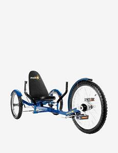 Mobo Triton Pro The Ultimate Three Wheeled Cruiser – Blue