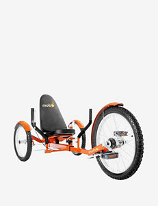 Mobo Triton Pro The Ultimate Three Wheeled Cruiser – Orange