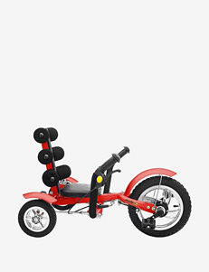 Mobo Mini The World's Smallest Three Wheeled Cruiser – Red
