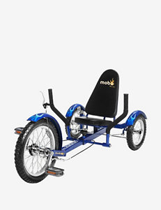 Mobo Triton The Ultimate Three Wheeled Cruiser – Blue