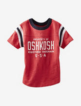 OshKosh B'gosh® Red Property of OshKosh T-shirt – Boys 5-7