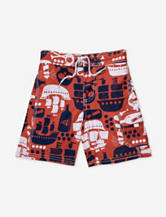 Carter's® Seven Seas Pirate Board Shorts – Toddler Boys