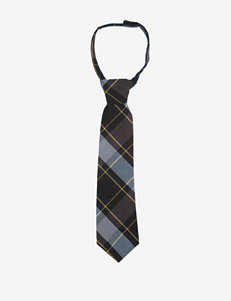 French Toast Plaid Adjustable Tie – Boys 4-20