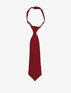 French Toast Solid Color Adjustable Tie – Boys 4-20