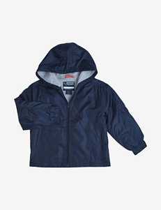 French Toast Navy Lined Jacket – Boys 8-20