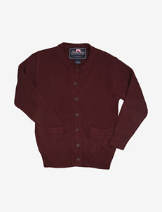 French Toast Burgundy Sweaters