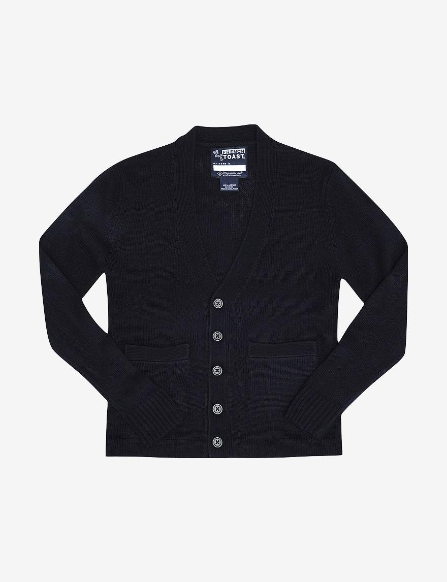 French Toast Navy Lightweight Jackets & Blazers Sweaters