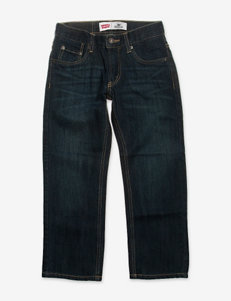 Levi's Midnight Blue Straight
