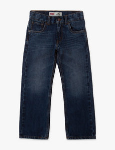 Levis 505 VIP Straight Fit Jeans – Toddler Boys