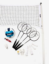 Franklin Sports Advance Badminton & Volleyball Set