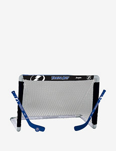 Franklin Sports NHL Tampa Bay Lightning Mini Hockey Set