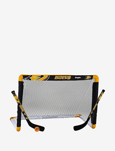 Franklin Sports NHL Anaheim Ducks Mini Hockey Set