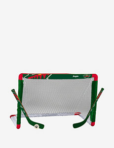 Franklin Sports NHL Minnesota Wild Mini Hockey Set