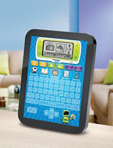 Discovery Kids Toy Kids Tablet Blue Learning Pad