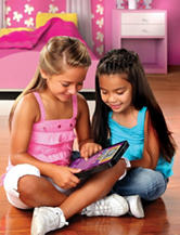 Discovery Kids Toy Kids Tablet Pink Learning Pad