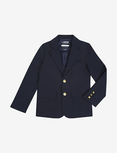 French Toast Navy Blazer – Boys 8-20 Husky