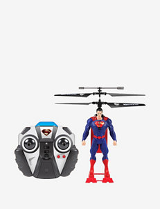 World Tech Toys Superman DC Comic Helicopter