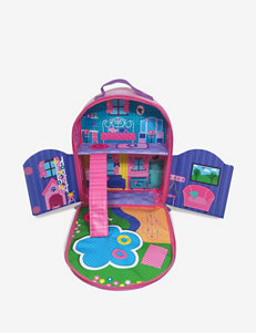 Neat-Oh Everyday Princess Doll House Backpack