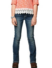 Wishful Park  Bridge Wash Bootcut Jeans – Girls 7-16