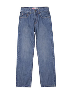 Levis 550 Crosshatch Jeans – Boys 8-20 Husky