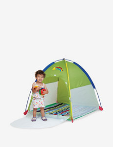 Pacific Play Tents Baby Suite Deluxe Lil Nursery Tent – Green