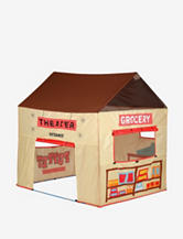 Pacific Play Tents Grocery Store & Puppet Theater Tent