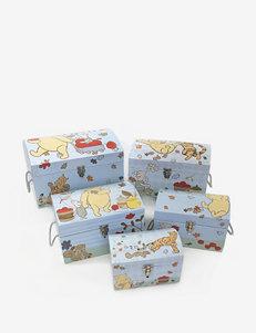 Disney Winnie the Pooh 5-pc. Storage Trunk Set