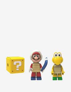 K'NEX SuperMario: Boomerang Mario, Koopa Troopa & Mystery