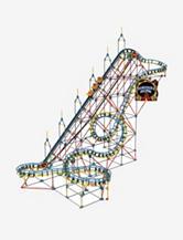 K'NEX 1333-pc. Thrill Rides Building Set: Sorcerer's Eclipse Roller Coaster