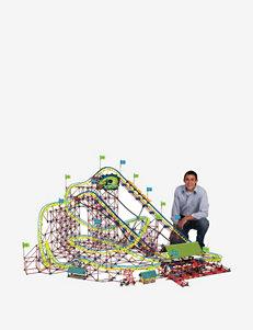 K'NEX 5500-pc. Thrill Rides Building Set: Son of Serpent Roller Coaster