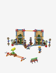 K'NEX Plants vs. Zombies Building Set: Wild West Skirmish