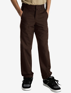 Dickies Flat Front Solid Color Pants – Boys 8-20