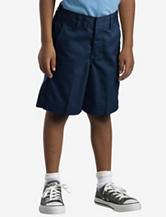 Dickies Flat Front Solid Color Shorts – Boys 4-7