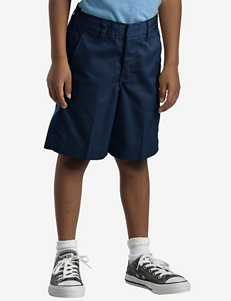 Dickies Flat Front Solid Color Shorts – Boys 8-14