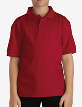 Dickies Solid Color Short Sleeve Pique Polo Shirt – Boys 8-20
