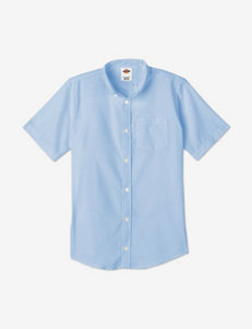 Dickies Solid Color Classic Oxford Shirt – Boys 8-20