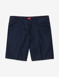 Dickies Solid Color Classic Fit Shorts – Girls 7-20