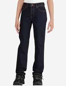 Dickies Slim Fit Skinny Leg 5 Pocket Denim Jeans – Boys 8-20