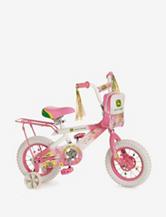 """John Deere 12"""" Girls Bike"""